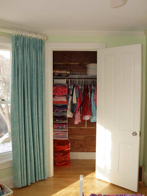 Girls Closet - After