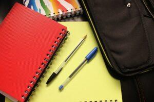 Organizing Coursework